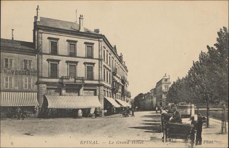 Épinal, Le Grand Hôtel