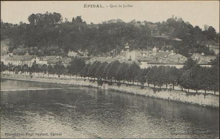 Épinal, Quai de Juillet