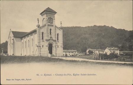 Épinal, Champ-du-Pin, Église Saint-Antoine