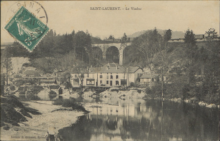 Saint-Laurent, Le Viaduc