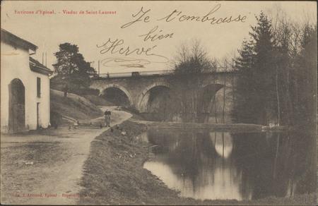 Environs d'Épinal, Viaduc de Saint-Laurent