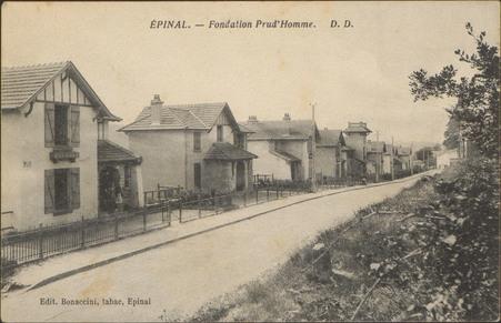 Épinal, Fondation Prud'Homme