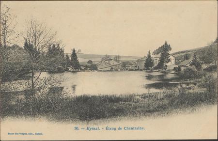 Épinal, Étang de Chantraine