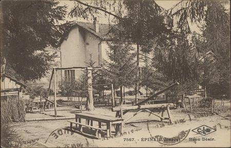 Épinal (Vosges), Beau-Désir