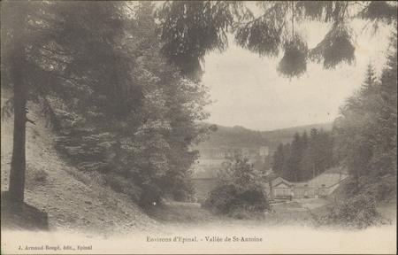 Environs d'Épinal, Vallée de St-Antoine