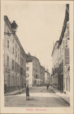 Épinal, Rue Lormont