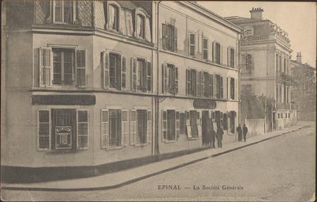Épinal, La Société Générale