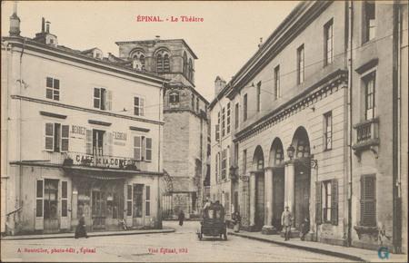 Épinal, Le Théâtre
