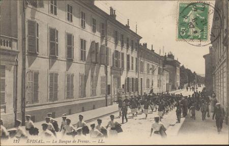 Épinal, La Banque de France