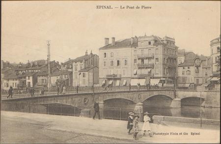 Épinal, Le Pont de Pierre