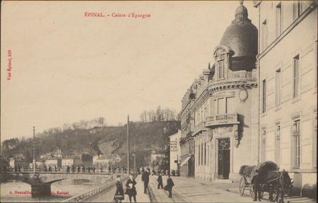 Épinal, Caisse d'Epargne