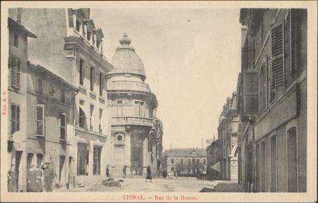 Épinal, Route de la Bourse