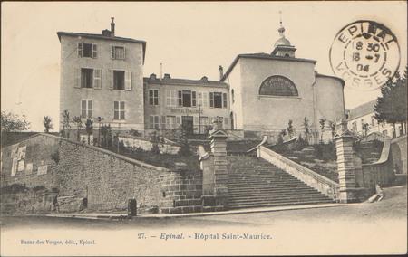 Épinal, Hôpital Saint-Maurice