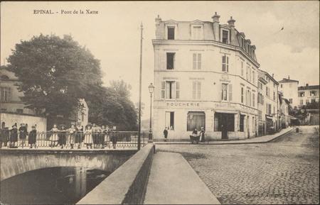 Épinal, Pont de la Xatte