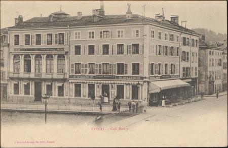 Épinal, Café Henri