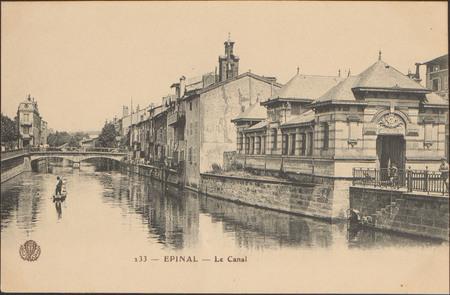 Épinal, Le Canal