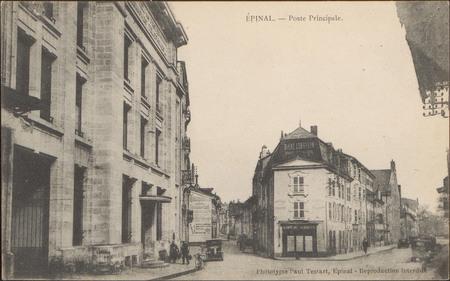 Épinal, Poste Principale