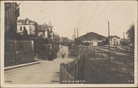 Épinal, Rue de la Clé d'Or