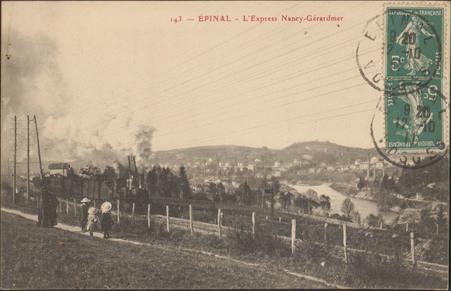 Épinal, L'Express Nancy-Gérardmer