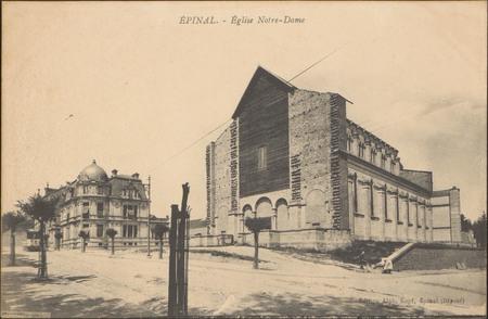 Épinal, Église Notre-Dame