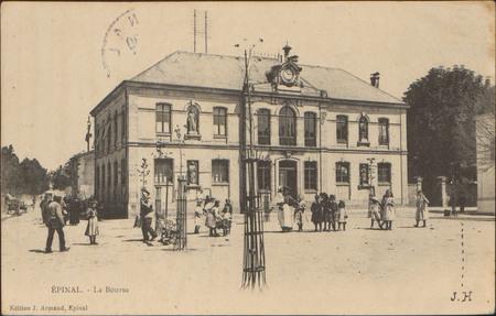 Épinal, La Bourse
