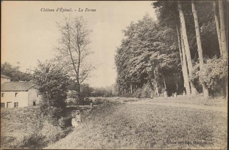 Château d'Épinal, La Ferme