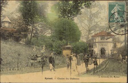Épinal, Châlet du Château