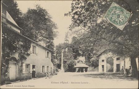 Château d'Épinal, Ancienne Laiterie