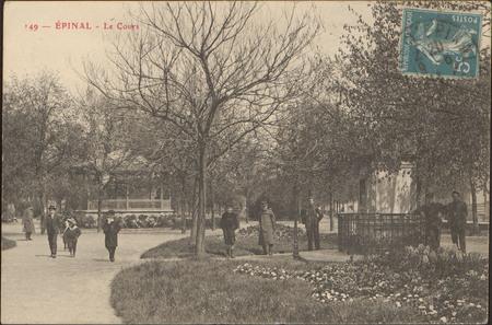 Épinal, Le Cours