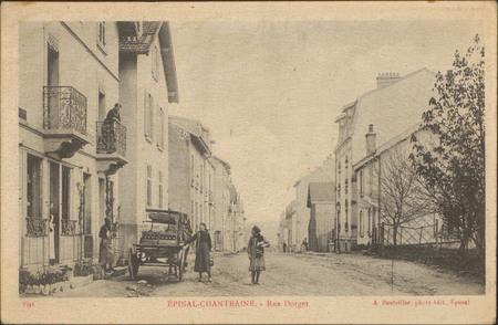 Épinal-Chantraine, Rue Dorget