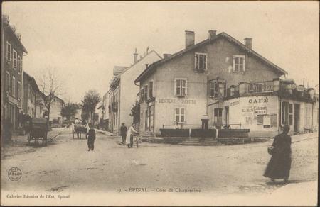 Épinal, Côte de Chantraine