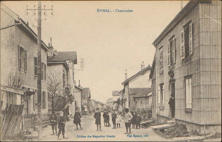 Épinal, Chantraine