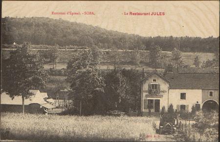 Environ d'Épinal, SOBA, Le Restaurant Jules