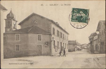Golbey, La Mairie