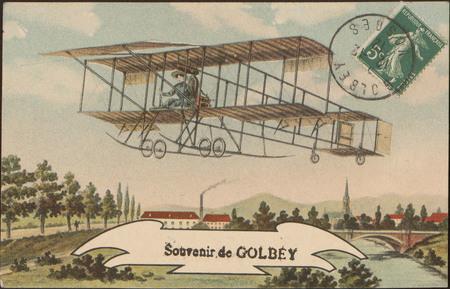 Souvenir de Golbey