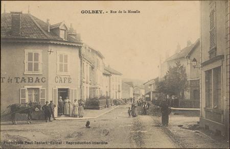 Golbey, Rue de la Moselle