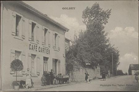 Golbey
