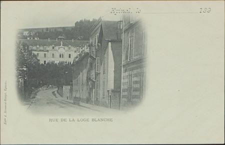 Rue de la Loge Blanche