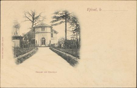 Châlet du Château