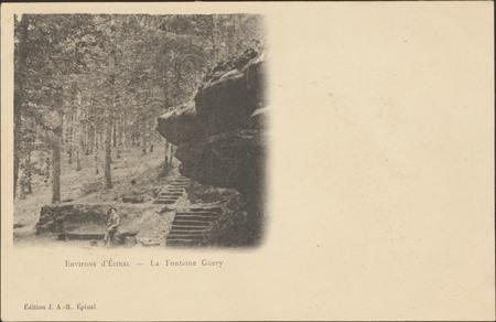 Environs d'Épinal, La Fontaine Guéry
