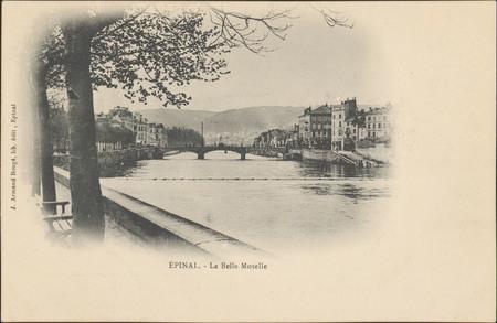 Épinal, La Belle Moselle
