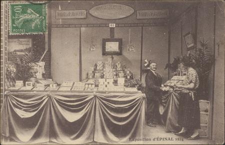 Environs d'Épinal, 1924
