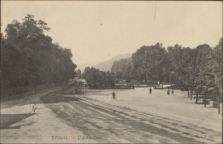 Épinal, L'Avant-Cours
