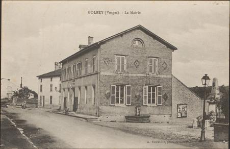 Golbey (Vosges), La Mairie