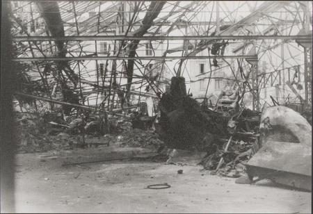 [Épinal, Après les bombardements de 1944]