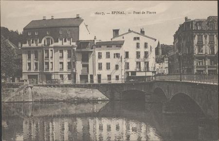 Épinal, Pont de Pierre