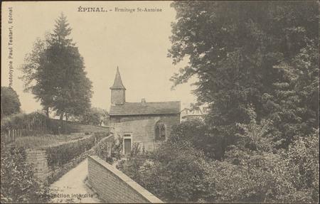 Épinal, Ermitage St-Antoine