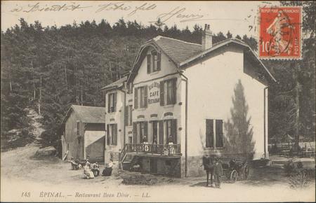 Épinal, Restaurant Beau-Désir