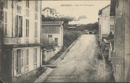 Épinal, Rue de la Tabagerie