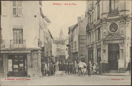 Épinal, Rue du Pont